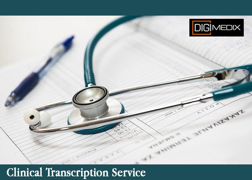clinical transcription services Canada