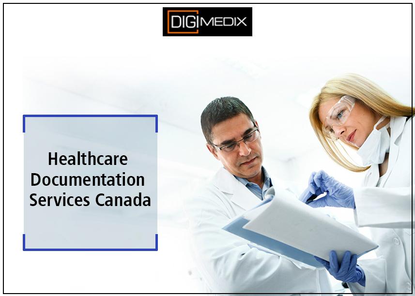 healthcare documentation services Canada