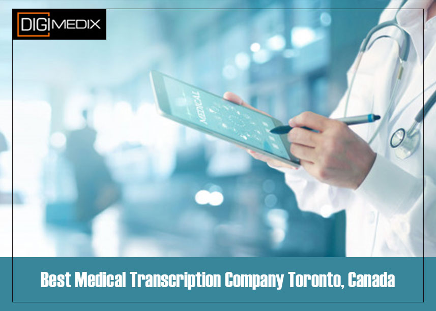 medical transcription companies Toronto