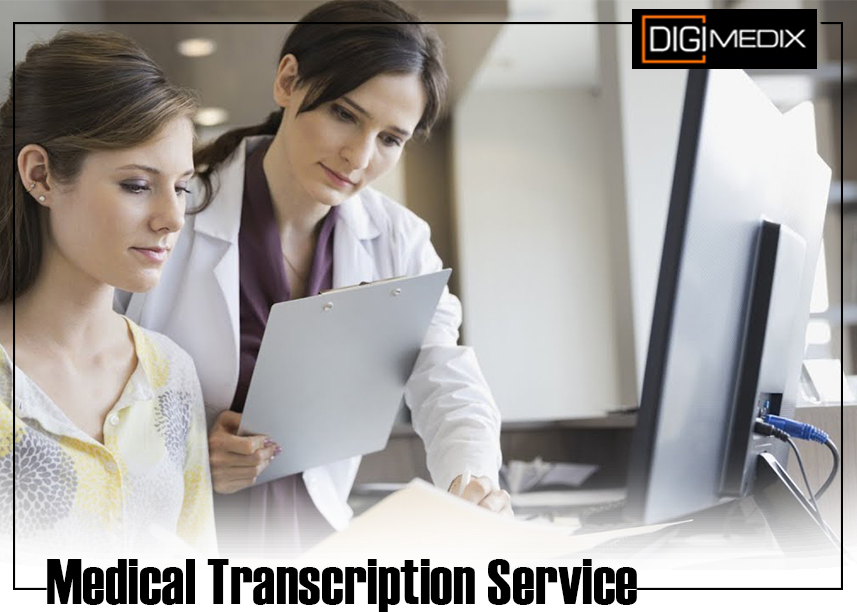 medical transcription service in Edmonton