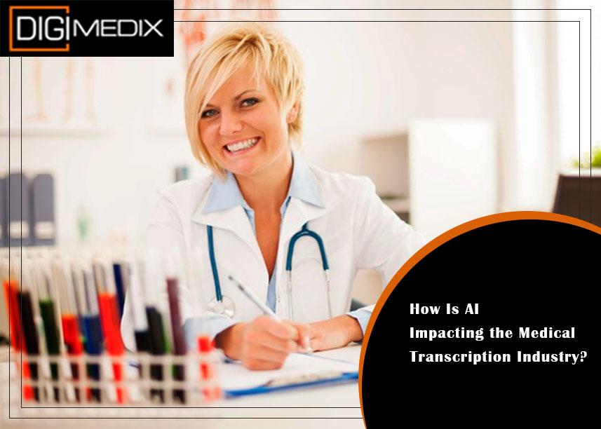 Medical Transcription- Digimedix.ca