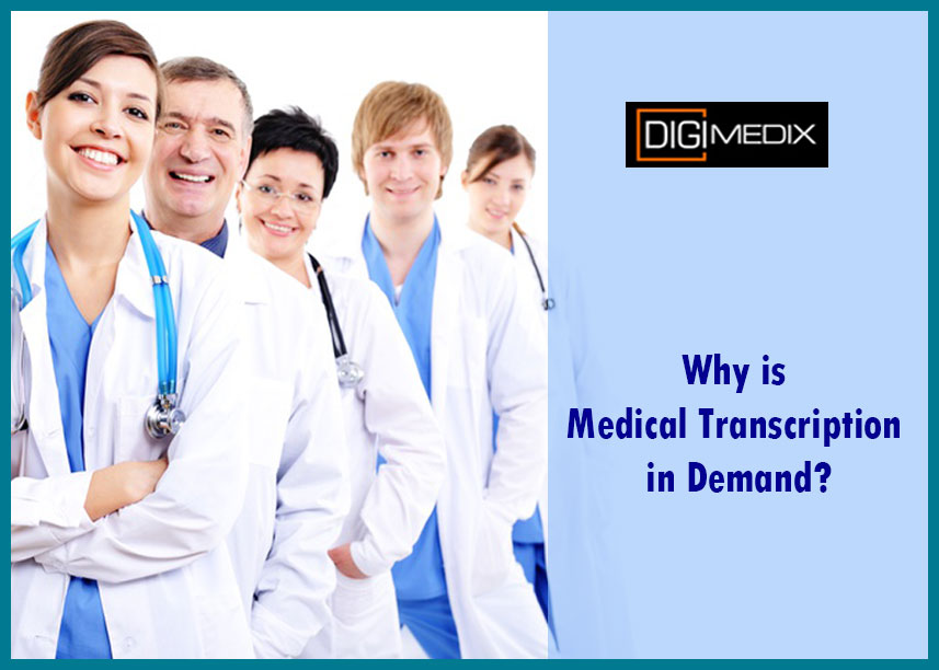 medical transcription service in Ontario