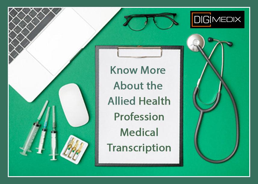medical transcription company- digimedix