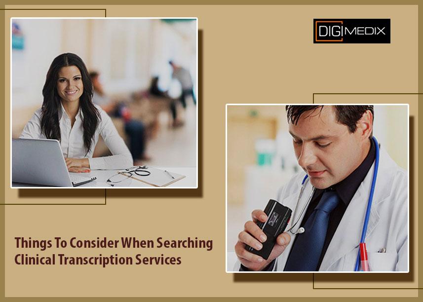 Canadian transcription services - digimedix