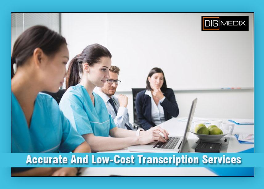 Canadian transcription services- digimedix